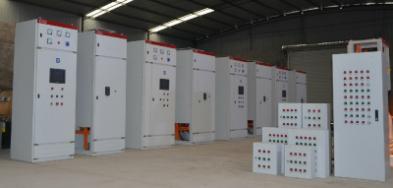 发动机生产线废气处理控制系统